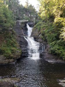 delaware watergap raymondskill falls