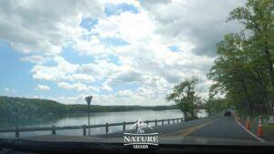 harriman state park scenic drive near appalachian trail