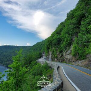 hawks nest scenic drive new york state
