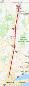 interstate 87 scenic drive