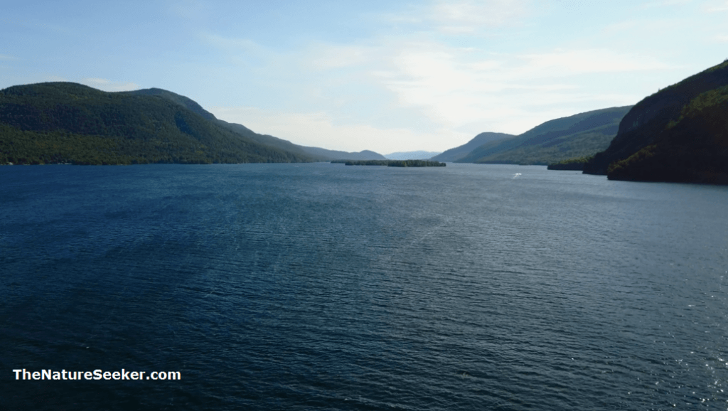 lake george scenic drive new york