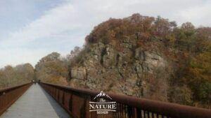 rosendale trestle nature spot close to new york city