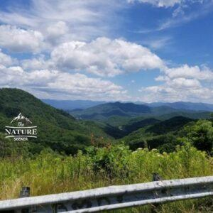 scenic drives on the Appalachian mountains 02