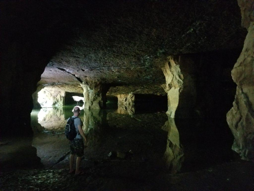 widow jane mine cave
