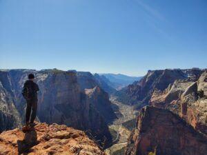 zion national park to las vegas