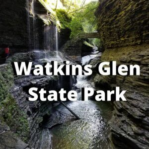 5 Things to do at Watkins Glen State Park