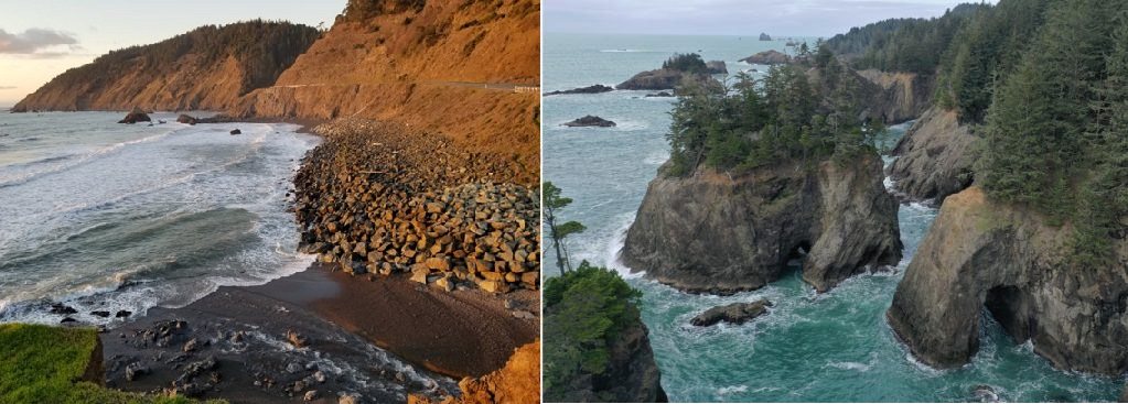 california coast vs oregon coast 2