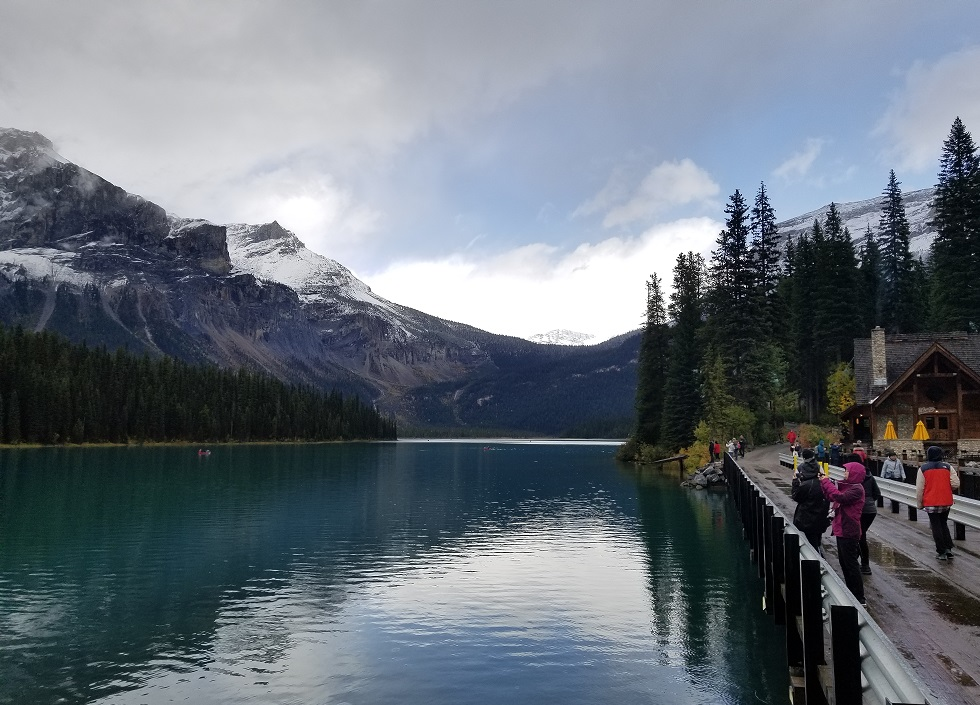 emerald lake photo