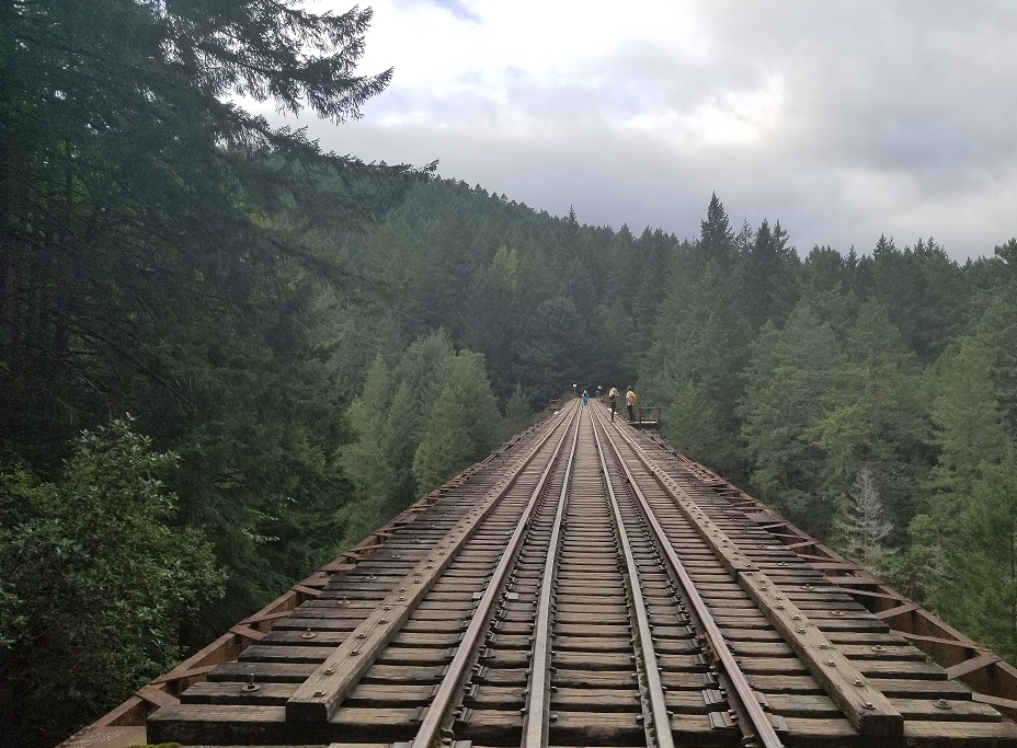 goldstream trestle