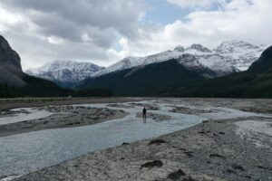 icefields parkway photograph