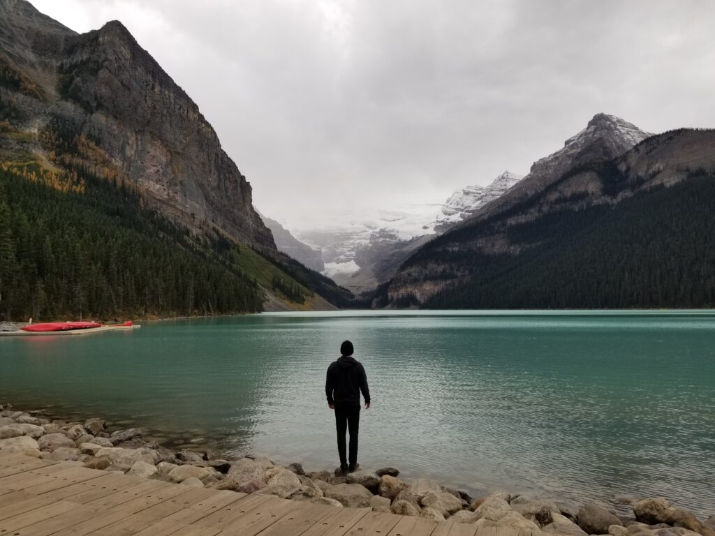 lake louise icefields parkway