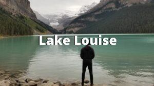 lake louise canadian rockies