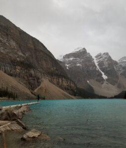 morraine lake photo