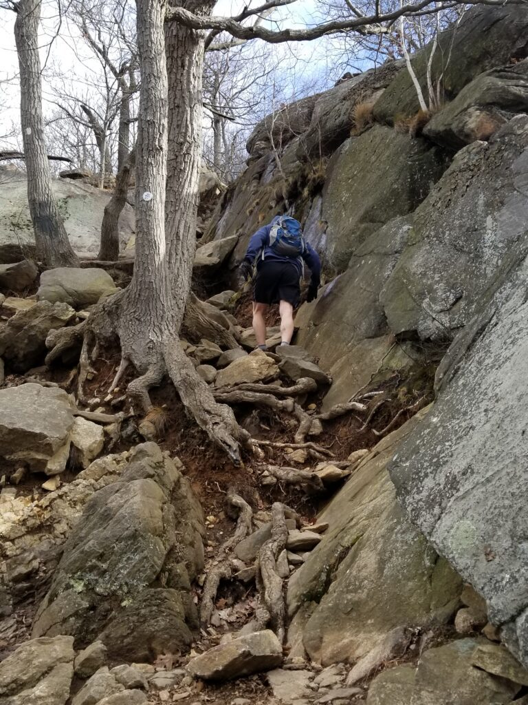 breakneck ridge strenuous hike