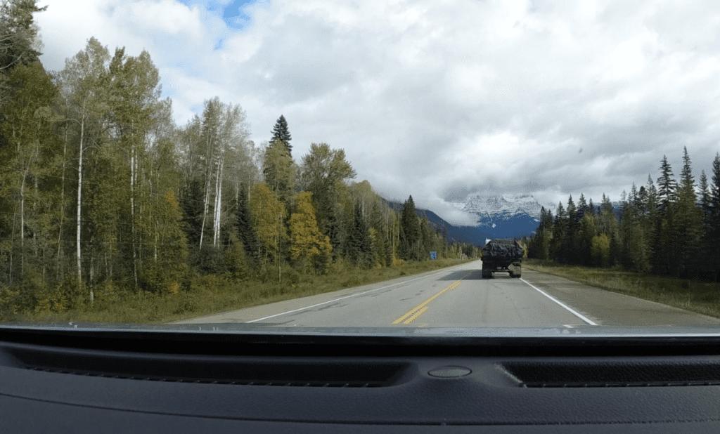 giant mountains of jasper