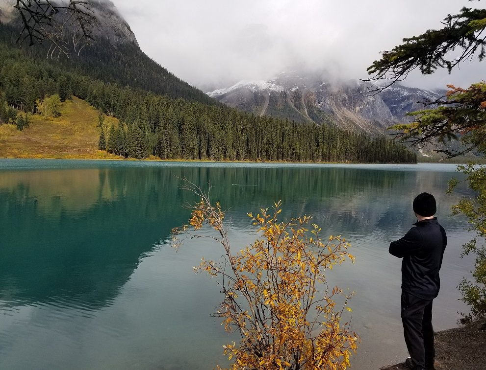emerald lake western canada