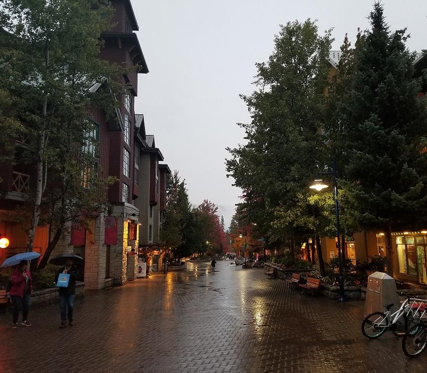 town of whistler photo