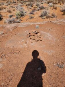 coyote gulch trail markers