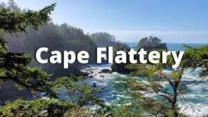 cape flattery viewpoint
