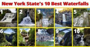 10 best waterfalls in new york state