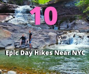10 day hikes near nyc