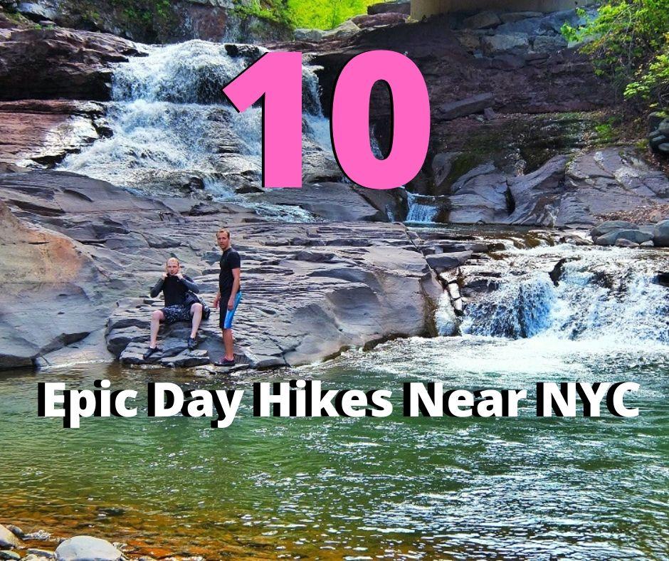 10 day hikes near nyc