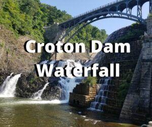 Croton dam falls new york
