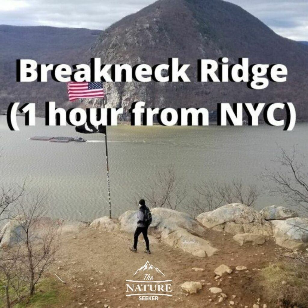 breakneck ridge hike near nyc