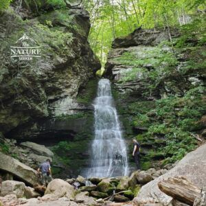 buttermilk falls in new york state