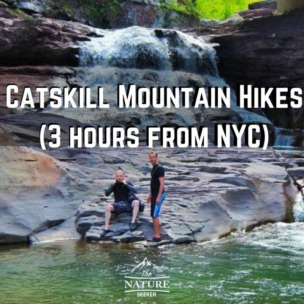 catskill mountain hikes near new york city