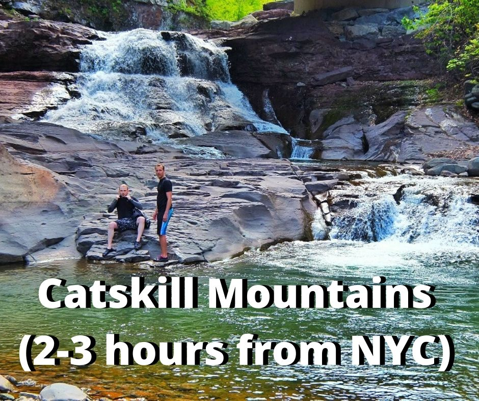 catskill mountains day hikes outside nyc