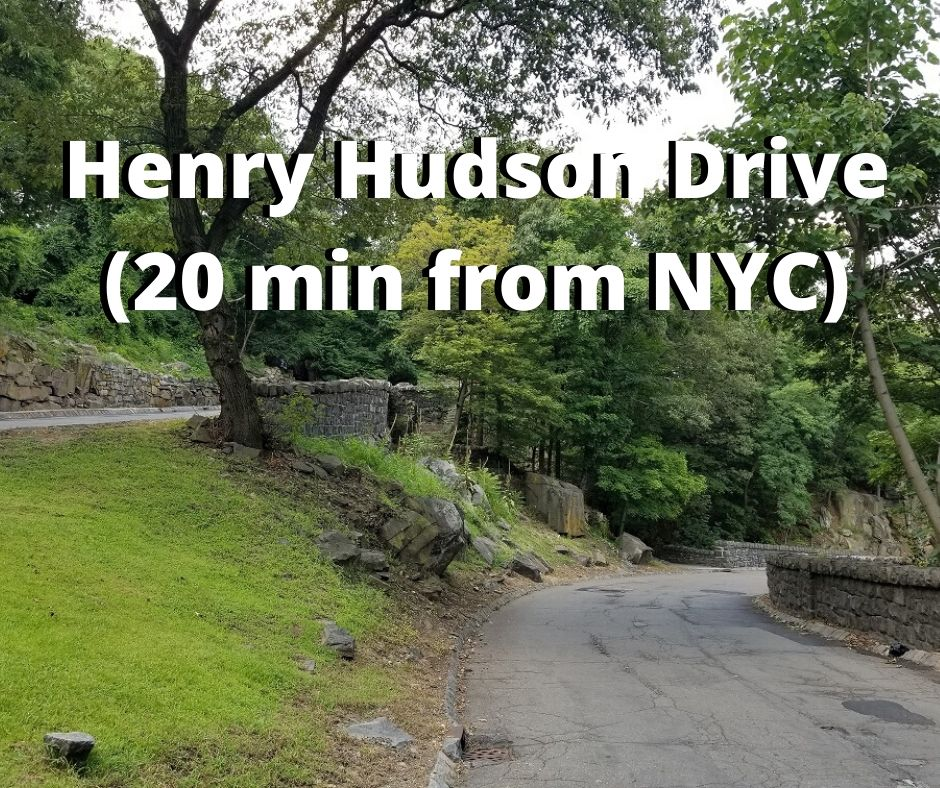 henry hudson drive day hike near nyc