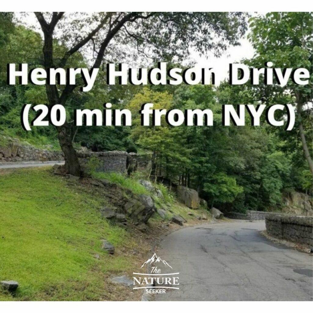henry hudson hikes near new york city