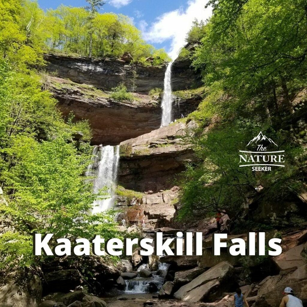 kaaterskill falls located in new york state
