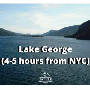 lake george hikes in new york