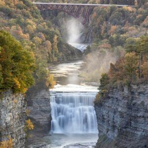 middle falls located in new york state