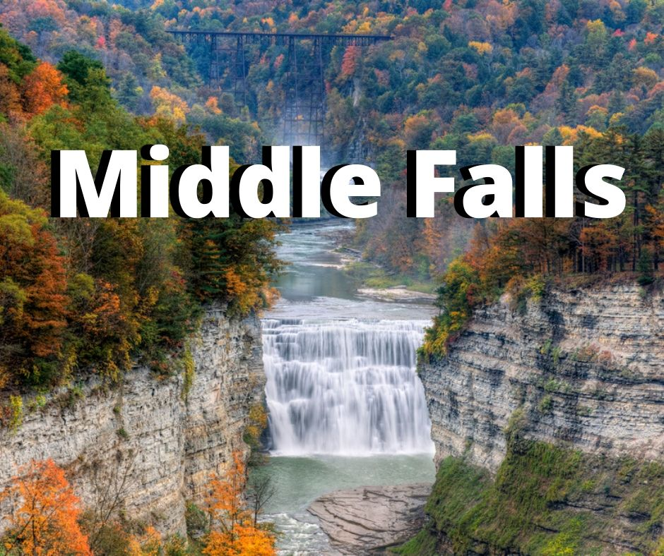 middle falls new york