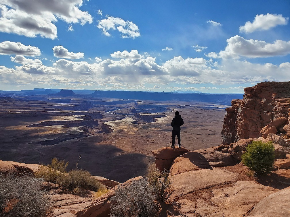one day trip at canyonlands national park