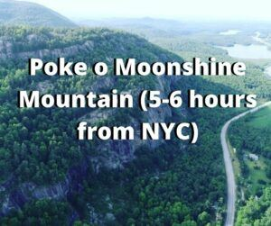 poke o moonshine mountain adirondack mountains