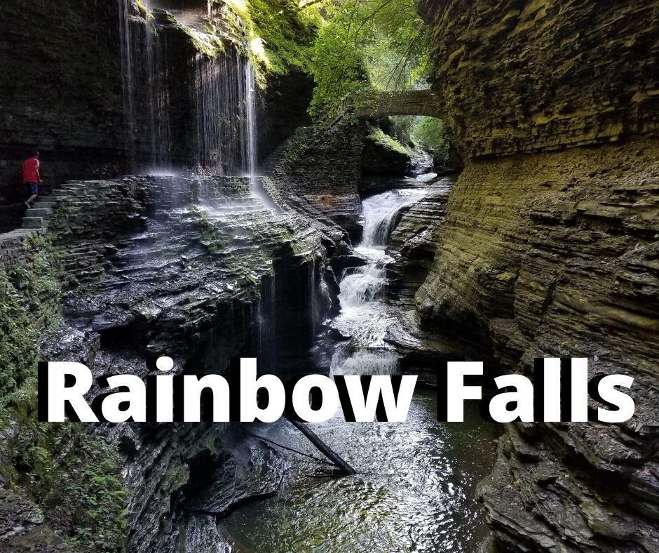 rainbow falls new york