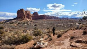 the garden of eden viewpoint at arches national park 02