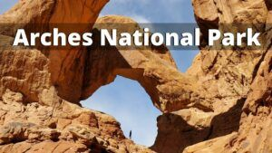 arches national park mighty 5 utah