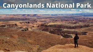 canyonlands national park mighty 5 utah