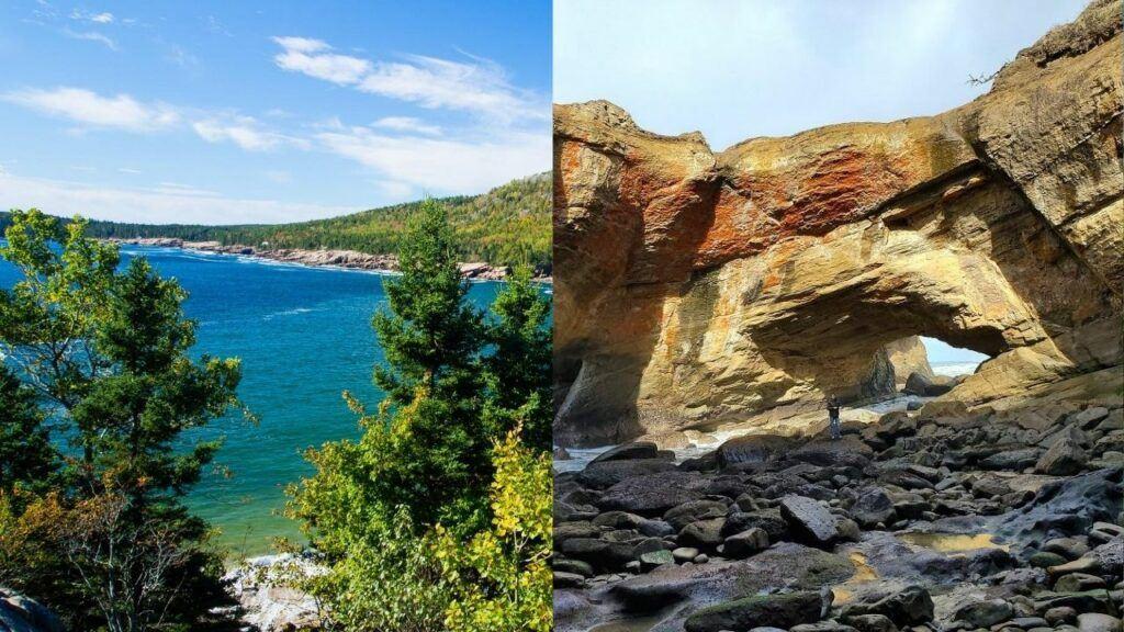 maine coast vs oregon coast 5