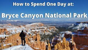 How to Hike Through Bryce Canyon National Park in One Day
