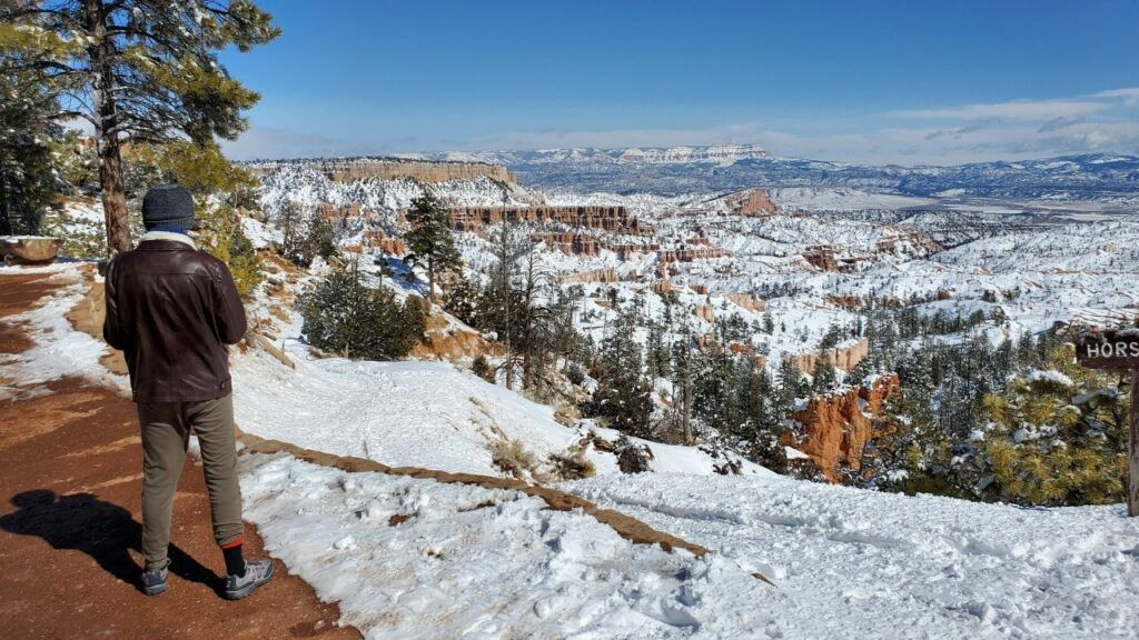 bryce canyon national park sunrise point overlook