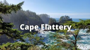 cape flattery washington coast