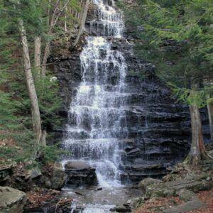 green mountain national forest buttermilk falls
