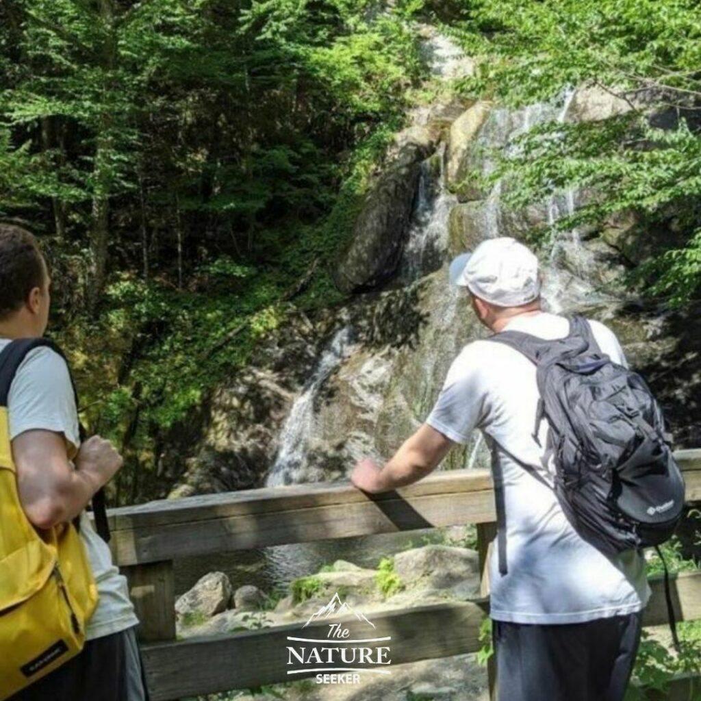 green mountain national forest moss glenn falls overlook