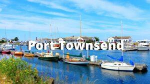 port townsend washington coast